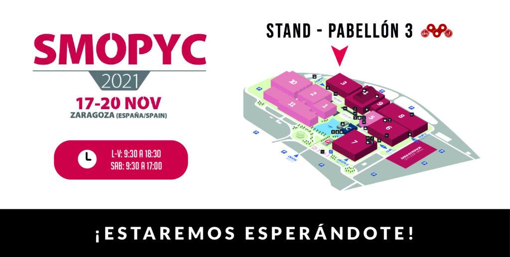 SMOPYC 2021, Información feria Zaragoza, comprar entradas smopyc 2021, feria maquinaria de construcción